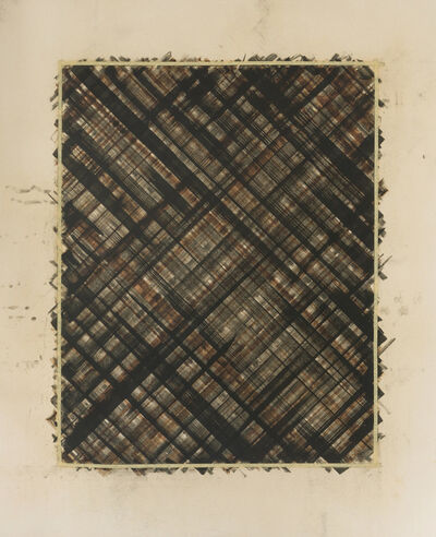 Ed Moses, 'Untitled (vertical drawing)', 1976