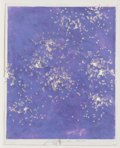 Joe Goode, 'Shotgun (Environmental Impact Drawing)', 1981