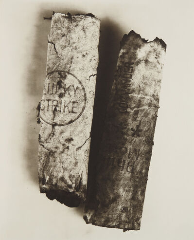 Irving Penn, 'Cigarette 47, New York', 1972