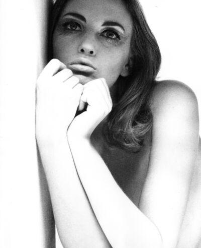 Sam Haskins, 'November Girl, Pensive', 1966