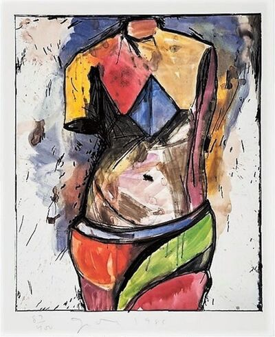 Jim Dine, 'The Colorful Venus', 1985