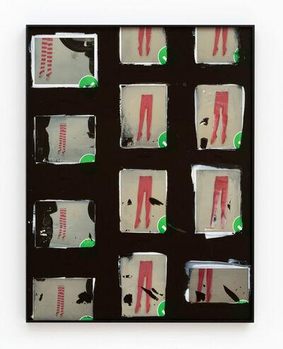 Sara Greenberger Rafferty, 'Pink Tights I', 2017