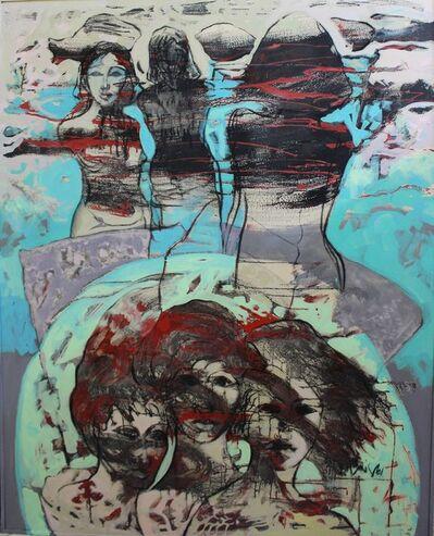 Amal Nasr, 'Love', 2018