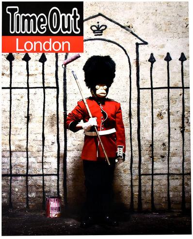 Banksy, 'TIME OUT LONDON', 2010