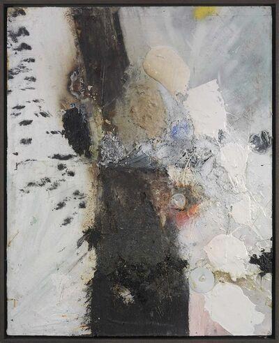 John Blackburn, 'Fire Painting XII', 2017-2018
