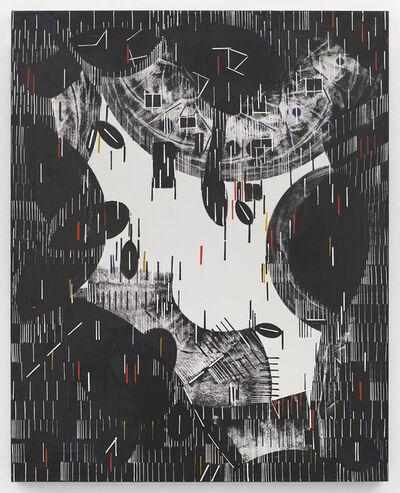 Lee Mullican, 'Untitled', 1980-1981
