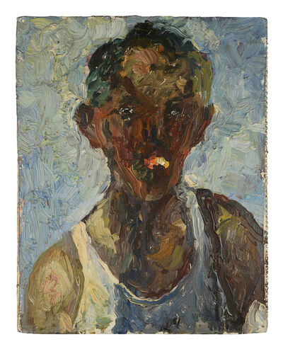 Samuel Rothbort, 'Self Portrait', ca. 1950