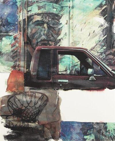 Robert Rauschenberg, 'American Indian', 2000