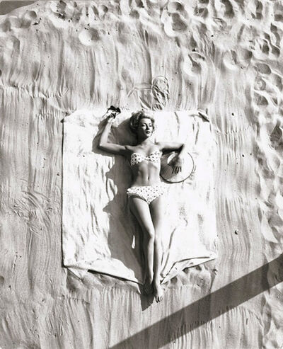 Jean-Philippe Charbonnier, 'On the Beach', 1960s/1960s