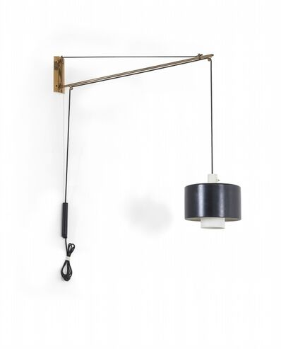 Stilnovo, 'A sliding wall lamp  '2061' model', circa 1957