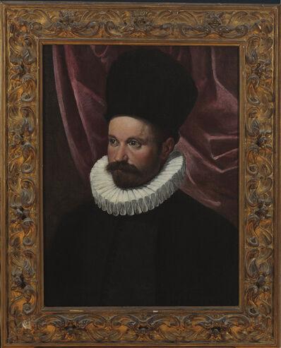 Lo Scarsellino, 'Portrait of a Gentleman'