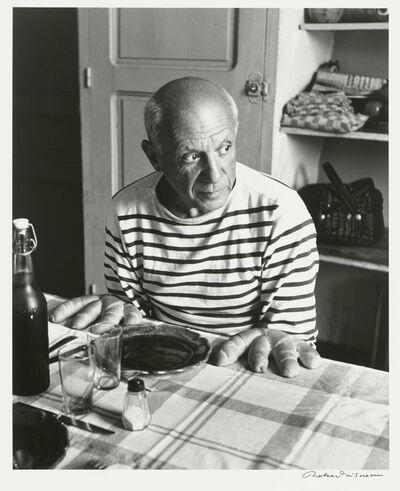 Robert Doisenau, 'Les Pains de Picasso', 1952
