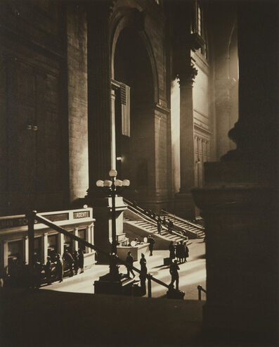 Dr. Drahomir Josef Ruzicka, 'Penn Station, New York', 1941
