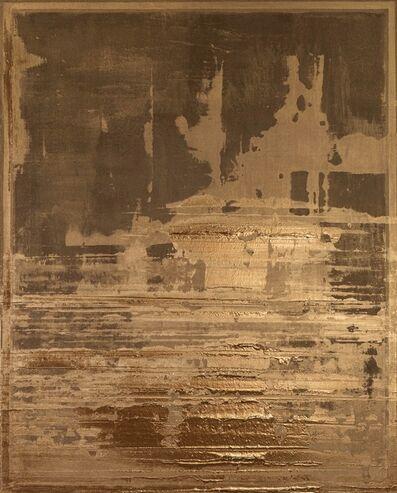 Pierre Bonnefille, 'BRONZE PAINTING 156', 2020