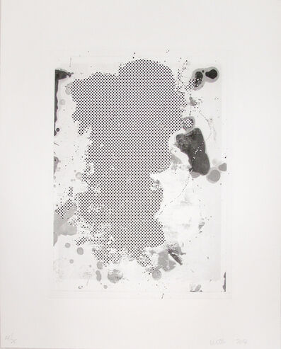 Christopher Wool, 'Portraits (B&W) 2', 2014