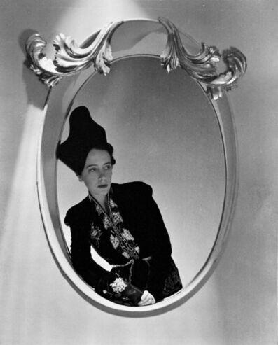 Horst P. Horst, 'Elsa Schiaparelli, Paris', 1934