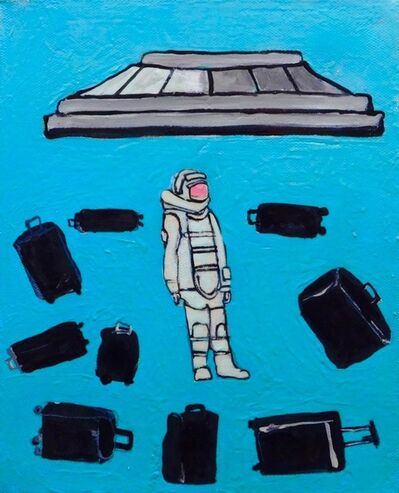 Brian Leo, 'Baggage', 2016