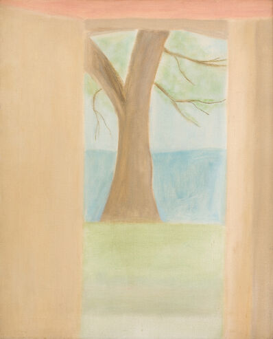 Craigie Aitchison, 'Tree at Oppedette', 1973