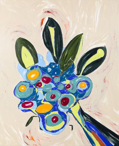 Nicola Tyson, 'Bouquet 3', 2020