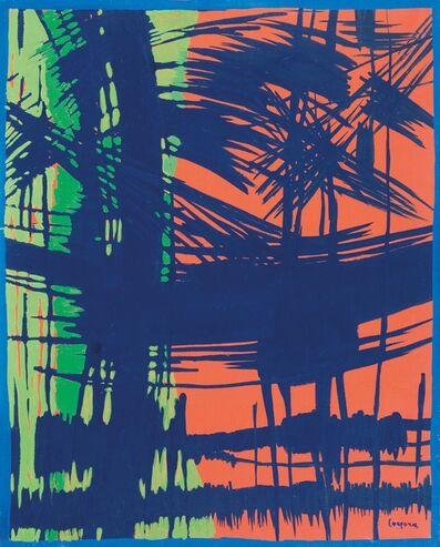 Antonio Corpora, 'Borders', 1973