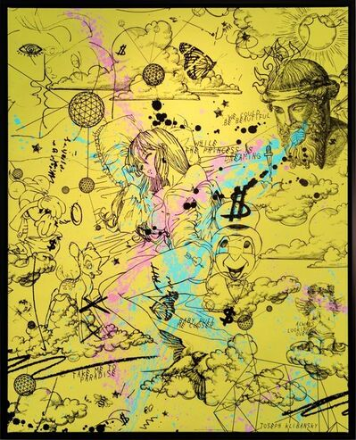 Joseph Klibansky, 'Yellow Villains In My Head', 2019