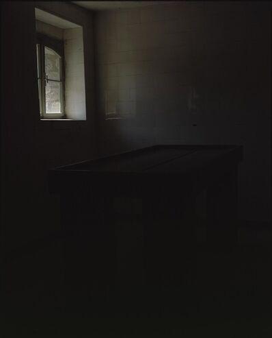 Andres Serrano, 'Autopsy Table, Buchenwald (Torture)', 2015