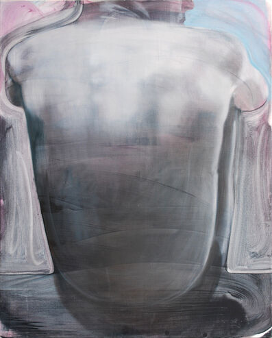 Sander van Deurzen, 'Rückenfigur 4', 2014