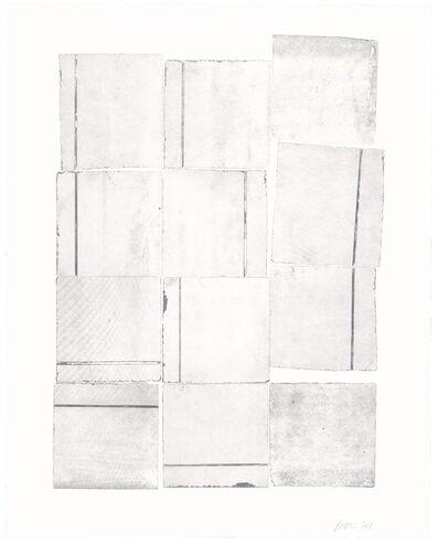 Sam Moyer, 'Hand Tiles 1', 2021