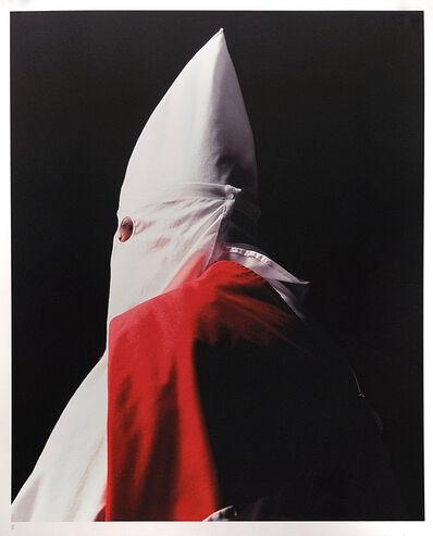 Andres Serrano, 'Klansman (Great Titan of the Invisible Empire)', 1990