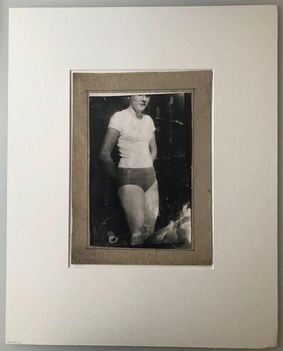 Miroslav Tichý, 'Untitled (Girl)', ca. 1970´s