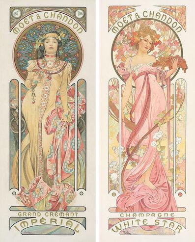 Alphonse Mucha, 'Moët & Chandon.', 1899