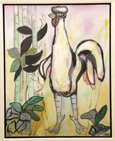 Mariano Rodriguez, 'El Gallo', 1976