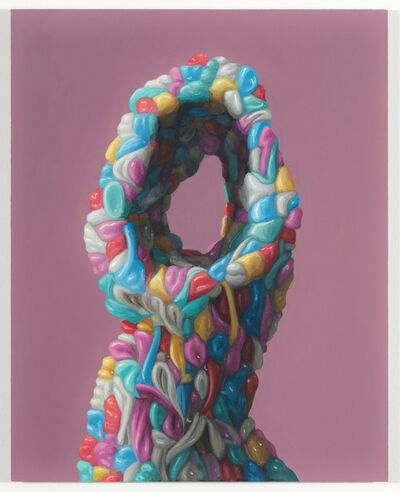 Jeremy Olson, 'Untitled (gum guy)', 2018