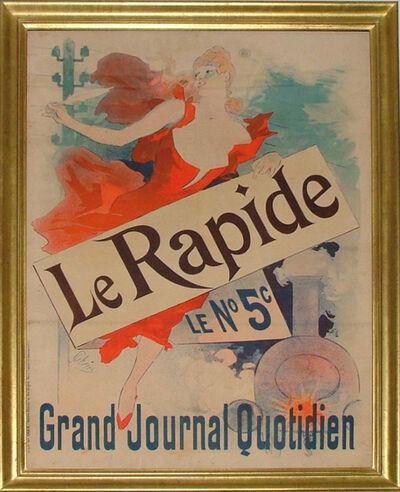 Jules Chéret, 'Le Rapide'