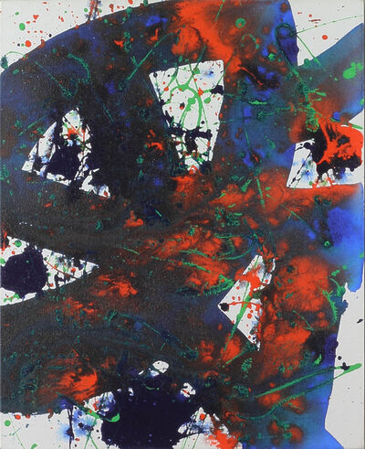Sam Francis, 'Untitled (SFP94-78) (SFF.1754)', 1994