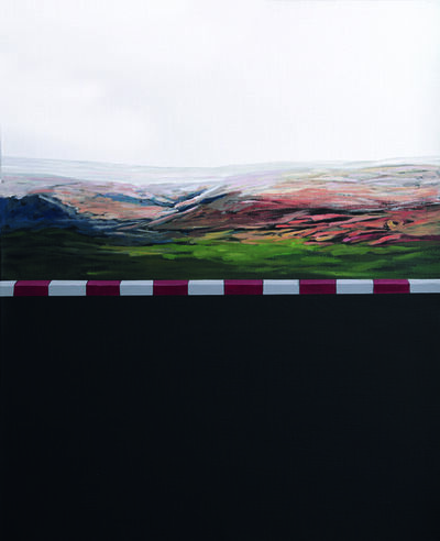 Rafat Asad, 'Bypass #8', 2015