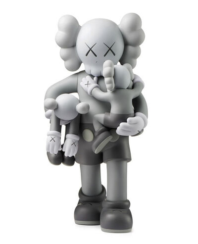 KAWS, 'Clean Slate Grey', 2018