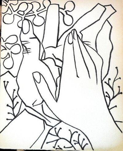Françoise Gilot, 'Hands Clapping', 1950-1959
