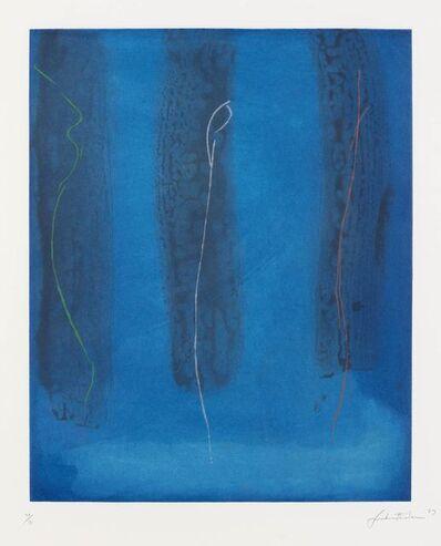 Helen Frankenthaler, 'Midnight (H. 123)', 1987