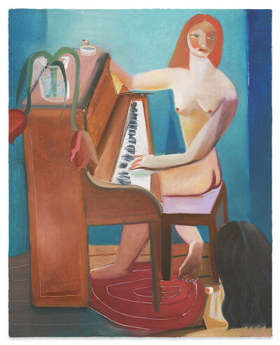 Danielle Orchard, 'Women Writing Songs', ca. 2020