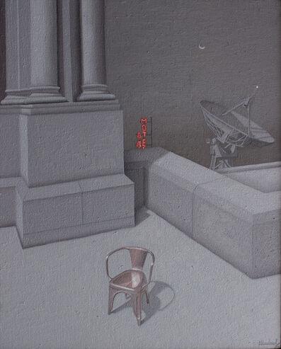 Samuel Melendrez, 'La Espera No.3', 2019