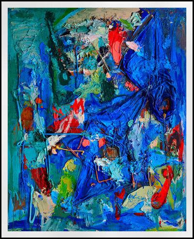 Costel Iarca, 'Mythic Figure', 2010