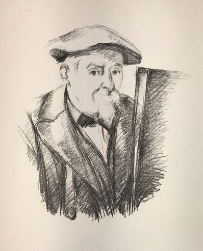 Paul Cézanne, 'Portrait de Cézanne par lui-meme', 1898