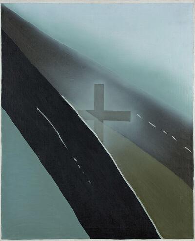 Stanisław Fijałkowski, 'XXXVII Highway-May 26, 1976 ', 1976