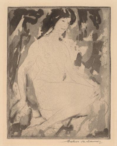 Arthur Bowen Davies, 'Iris', 1916