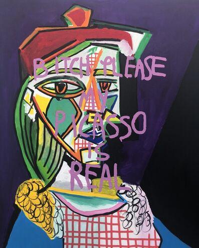 CB Hoyo, 'PICASSO PLEASE', 2018