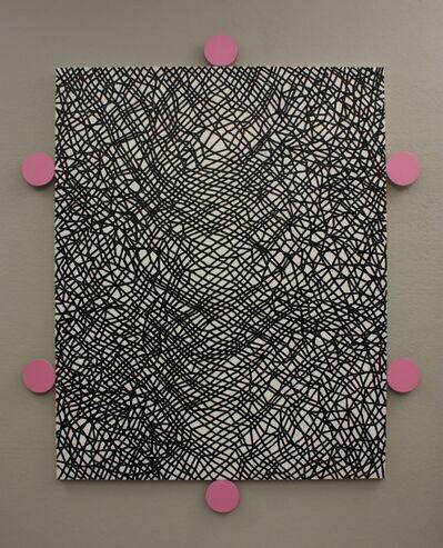 William H. Thielen, 'Untitled No 669 (unraveling) ', 2015