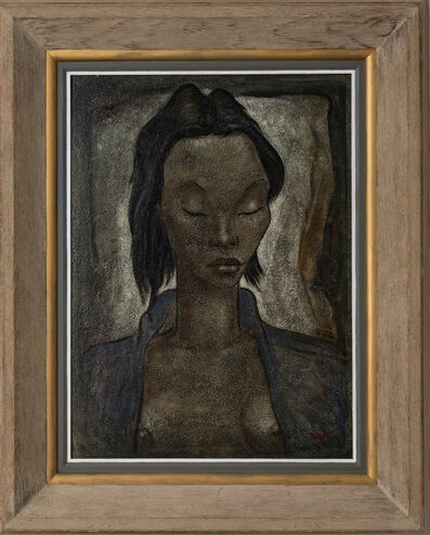 Angel Botello, 'Desnudo', ca. 1950