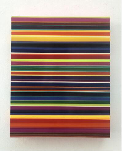 Thierry Feuz, 'Technicolor Stratus Mirasol', 2018