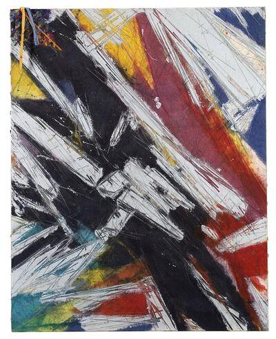 Sandro Martini, 'Quantità giuro', 1989